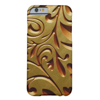Bronze Beauty Barely There iPhone 6 Case