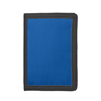 Bronze Blue Customizable Template Blank Wallets