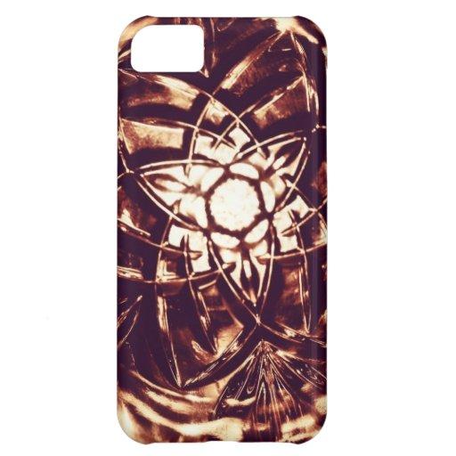 Bronze * iPhone 5C case