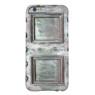 Bronze Doors for Your iPhone 6 case Barely There iPhone 6 Case