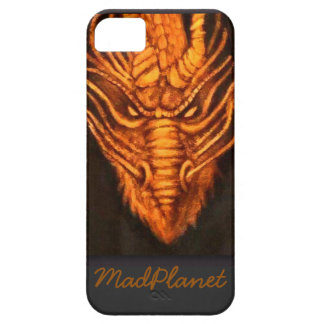 Bronze Dragon Head Case For The iPhone 5