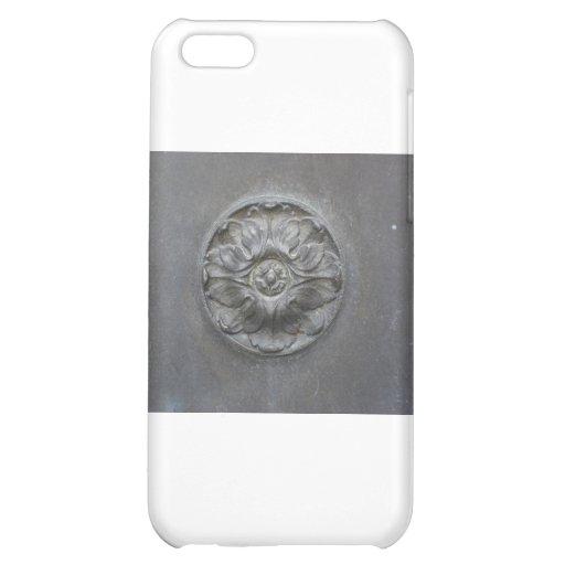 bronze flower iPhone 5C cases