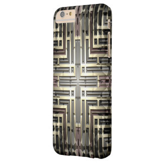 Bronze Grid iPhone 6/6S Plus Barely There Barely There iPhone 6 Plus Case