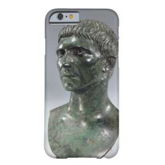 Bronze head of a man, Roman, beginning of 1st cent Barely There iPhone 6 Case