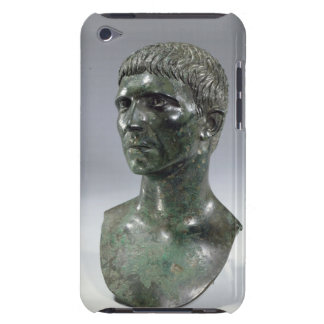 Bronze head of a man, Roman, beginning of 1st cent Barely There iPod Covers