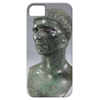 Bronze head of a man, Roman, beginning of 1st cent Case For The iPhone 5
