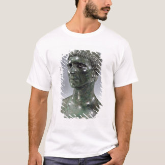 Bronze head of a man, Roman, beginning of 1st cent T-Shirt
