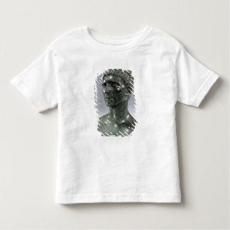 Bronze head of a man, Roman, beginning of 1st cent Toddler T-Shirt