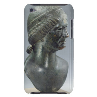 Bronze head of a woman, sometimes identified as Ma Barely There iPod Cases