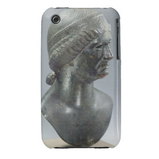 Bronze head of a woman, sometimes identified as Ma Case-Mate iPhone 3 Case