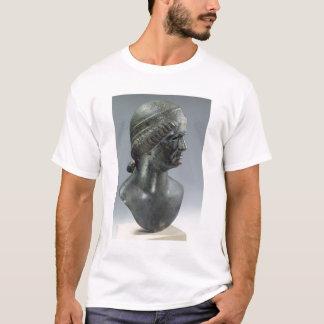 Bronze head of a woman, sometimes identified as Ma T-Shirt