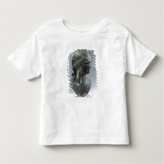 Bronze head of a woman, sometimes identified as Ma Toddler T-Shirt