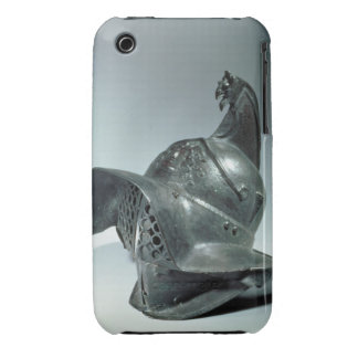 Bronze helmet of Thracian gladiator, Roman, 1st ce iPhone 3 Case