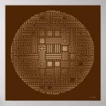 Bronze Maze
