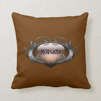 Bronze personalized American MoJo Pillow Cushion