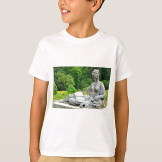 Bronze statue depicting woman T-Shirt