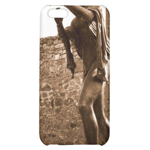 Bronze Statue iPhone 5C Covers