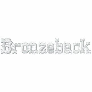Bronzeback AA Fleece Zip Jogger Jacket
