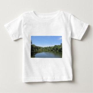 Brook over the bridge t shirts