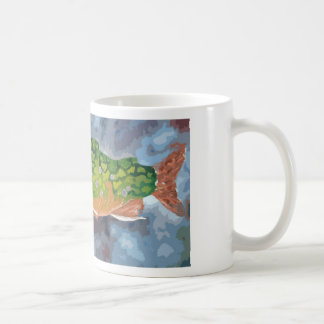 Brook Trout Classic White Coffee Mug