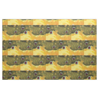 Brook Trout Fly Fishing Fabric