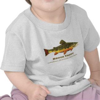 Brook Trout, Latin T Shirts