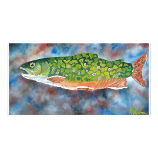 Brook Trout Photo Cards