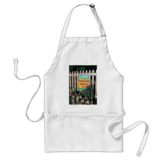 Brooke Bond tea advertising poster Standard Apron