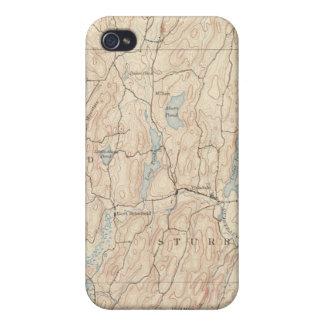 Brookfield, Massachusetts iPhone 4/4S Cover