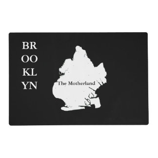 Brookland The Motherland Laminated Place Mat