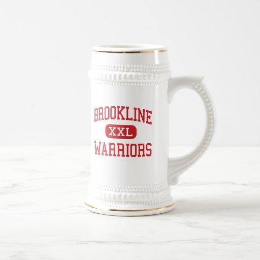 Brookline - Warriors - High - Brookline Coffee Mug