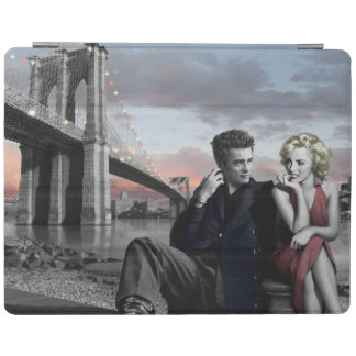 Brooklyn B&W iPad Cover