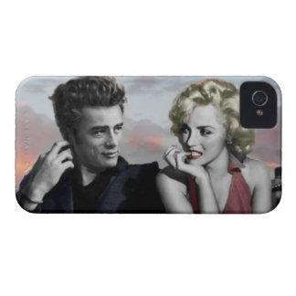 Brooklyn B&W iPhone 4 Case-Mate Case