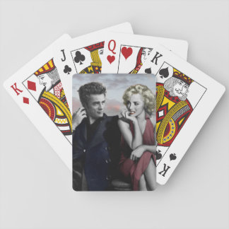 Brooklyn B&W Poker Deck