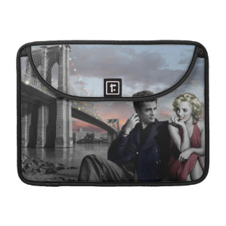 Brooklyn B&W Sleeve For MacBooks