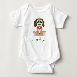 BROOKLYN baby name personalized T-shirts