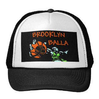 Brooklyn Balla Basketball Gear Cap
