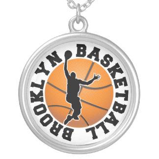 Brooklyn Basketball Pendants