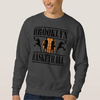 Brooklyn Basketball Sweatshirt