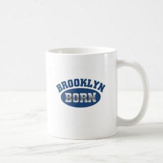 Brooklyn Born Coffee Mug