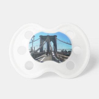 Brooklyn Bridge 2 Pacifiers