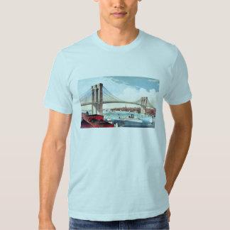 Brooklyn Bridge 2 T Shirts