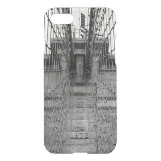 Brooklyn Bridge B&W iPhone 7 Case