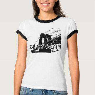 """Brooklyn Bridge """"Black"""" T-Shirt"""