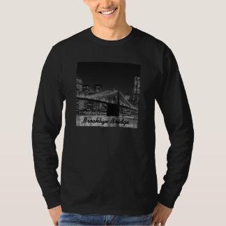 Brooklyn Bridge Black/White Logo Shirt