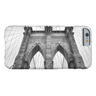 Brooklyn Bridge Black & White Photography Barely There iPhone 6 Case