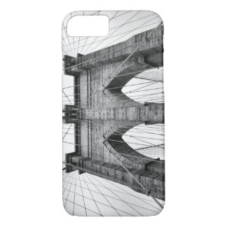 Brooklyn Bridge Black & White Photography iPhone 7 Case