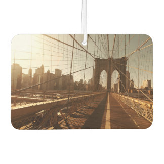 Brooklyn Bridge. Car Air Freshener