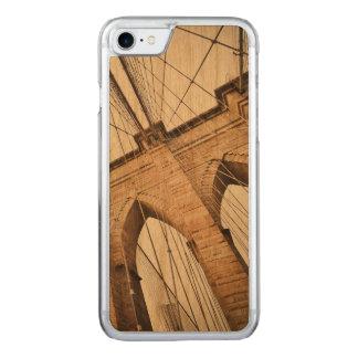 Brooklyn Bridge Carved iPhone 8/7 Case