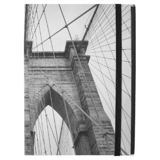 Brooklyn Bridge Closeup Architectural Detail